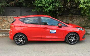 Οδηγούμε το Ford Fiesta ST2, 1.5 lt, 200hp