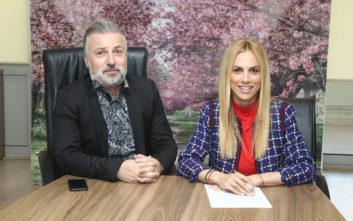Η Ντορέττα Παπαδημητρίου, η νέα Beauty Ambassador της Cosmetic Derma Medicine