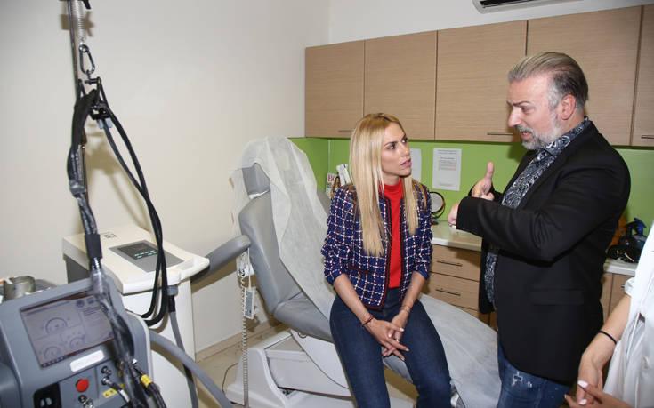 Η Ντορέττα Παπαδημητρίου, η νέα Beauty Ambassador της Cosmetic Derma Medicine – Newsbeast