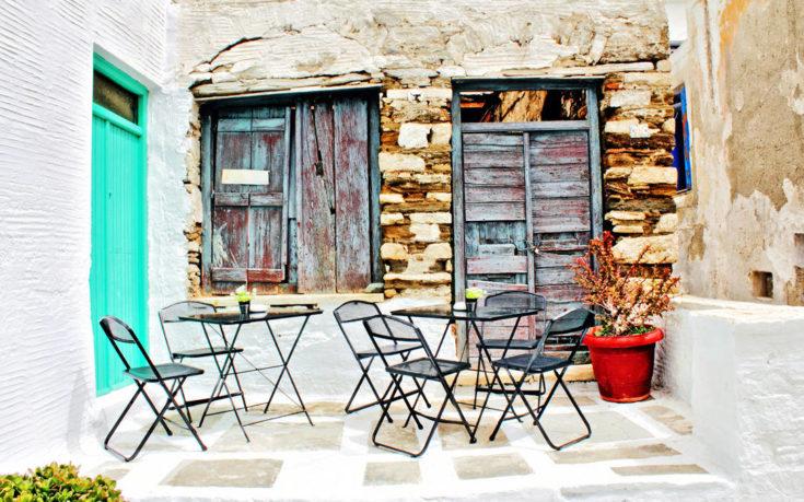 Το χωριό της Τήνου όπου κάθε γωνιά του είναι ένα έργο τέχνης