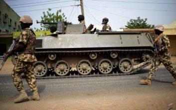 Τζιχαντιστές ισχυρίζονται ότι σκότωσαν 11 στρατιωτικούς στη Νιγηρία