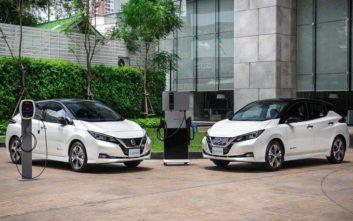Οικιακή φόρτιση ηλεκτροκίνητων οχημάτων στην Ταϊλάνδη