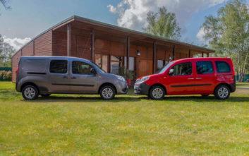 Με πλούσια γκάμα κινητήρων και διαμόρφωσης εσωτερικών χώρων το νέο Nissan NV250