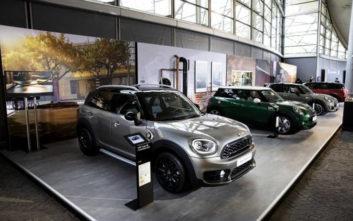 Πέντε πλήρως ηλεκτρικά μοντέλα βγάζει στην αγορά έως το 2021 η BMW