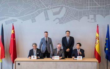 H Seat ενισχύεται στην αγορά της Κίνας