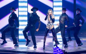 Eurovision 2019: Η εντυπωσιακή εμφάνιση της Τάμτα στη σκηνή του Τελ Αβίβ