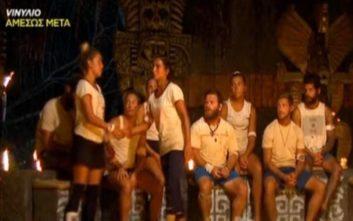 Survivor 3: Αποχώρησε από το νησί η Σαμπριέ