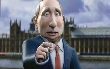 Ένας ψηφιακός... Βλαντίμιρ Πούτιν, σύντομα στις οθόνες του BBC