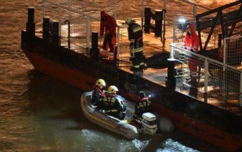 Στους 7 αυξήθηκαν οι νεκροί στο ναυάγιο πλοίου στο Δούναβη