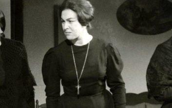 Έφυγε από τη ζωή η ηθοποιός, Πίτσα Καπιτσινέα