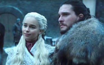 Game of Thrones: «Βρείτε την μεγαλύτερη τηλεόραση που μπορείτε», λέει η Καλίσι