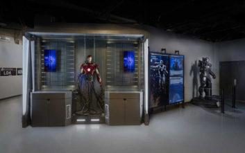 Έκθεση αφιερωμένη στους Avengers στο Λας Βέγκας