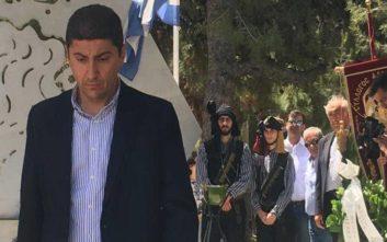 Αυγενάκης: Καθήκον μας να εξασφαλίσουμε την αλληλεγγύη και την ενότητα του ελληνικού Έθνους