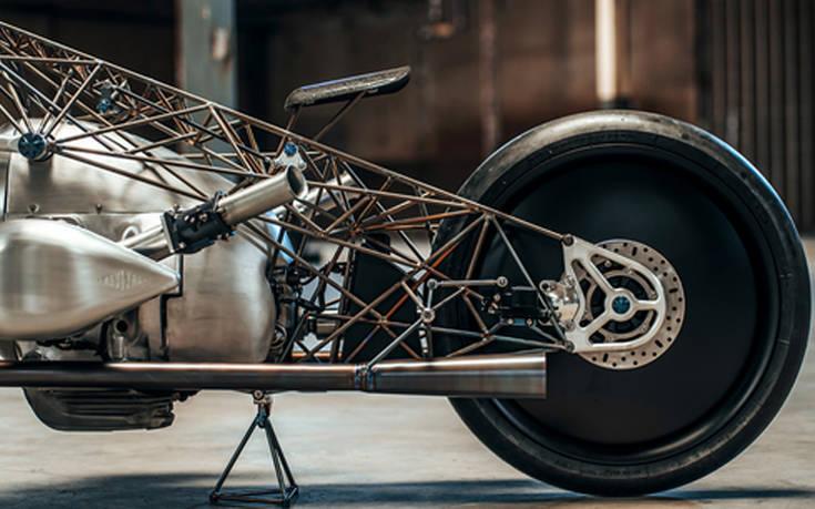 Μια φανταστική μηχανή που φτιάχτηκε μόνο και μόνο για τον… κινητήρα της – Newsbeast