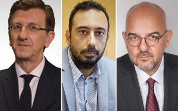 Κόντρα μεταξύ ΓΓ Ενημέρωσης και Επικοινωνίας και Μπάμπη Παπαδημητρίου και 'Αρη Πορτοσάλτε