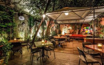 Πέντε open air στέκια για καλοκαιρινά cocktails