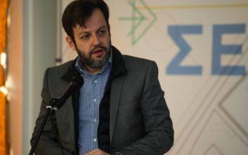Ο Γιώργος Μπρούλιας είναι ο νέος δήμαρχος της Αθήνας