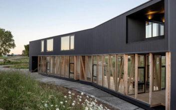 Το θαυμαστό σπίτι της Παταγονίας