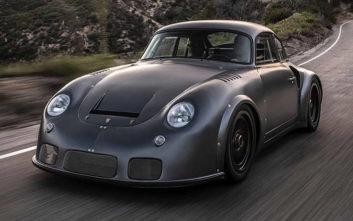Αν είναι να «πειράξεις» μια εμβληματική Porsche, καλύτερα να την κάνεις… έτσι