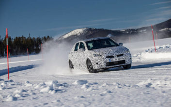 Τελικές δοκιμές για το νέο Corsa στον Αρκτικό Κύκλο