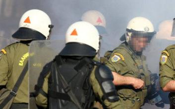 Χαμός σε παιχνίδι τοπικού πρωταθλήματος στο Μεσολόγγι, έξι αστυνομικοί στο νοσοκομείο