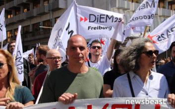 Βαρουφάκης: Ο αγώνας των εργαζομένων σήμερα είναι εξαιρετικά σημαντικός και επιτακτικός