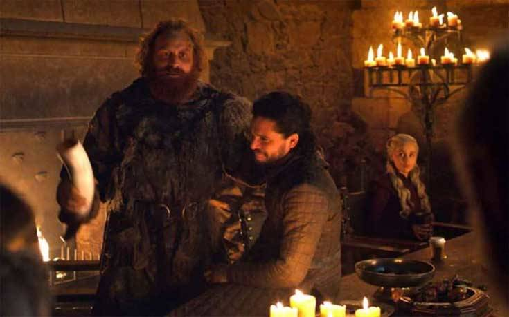Game of Thrones: Η γκάφα με το αντικείμενο της καθημερινής μας ζωής που βρέθηκε στο Winterfell