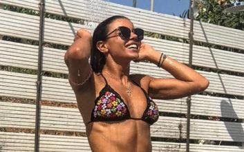 Η Ειρήνη Παπαδοπούλου είναι το «κορμί» της ελληνικής showbiz