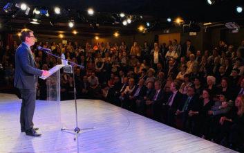 Δ. Καιρίδης: Να τελειώνουμε με την κρίση στην Ελλάδα πριν γίνει μόνιμη κατάσταση παρακμής