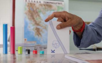 Exit poll: Διαφορά 7% της Νέας Δημοκρατίας έναντι του ΣΥΡΙΖΑ στις Ευρωεκλογές 2019