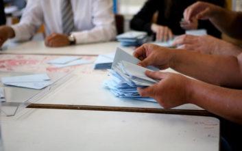 Eκλογές 2019: Θρίλερ στην Περιφέρεια Πελοποννήσου, Τατούλης και Νίκας έχουν 139 ψήφους διαφορά