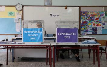 Εκλογές 2019: Η περιφέρεια Αττικής βγάζει τα πρώτα της αποτελέσματα