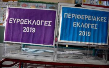 Εκλογές 2019: Κανονικά διεξάγεται η ψηφοφορία σε Δυτική Μακεδονία και Ιωάννινα