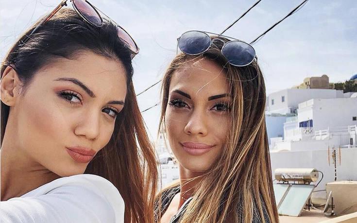 Στις αδελφές Αμανατίδου η ομορφιά είναι οικογενειακή υπόθεση – Newsbeast