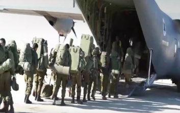 Οι Ισραηλινοί κομάντος στην Κύπρο και το μήνυμα ισχύος στην Τουρκία