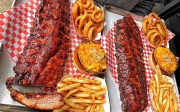 Φαγητά extra large σε μέγεθος και απόλαυση