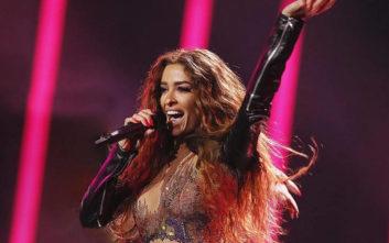 Eurovision 2019: Η εντυπωσιακή Ελένη Φουρέιρα στο Τελ Αβίβ