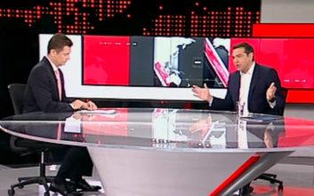 Αλέξης Τσίπρας: Οι εκλογές είναι σε 5 μήνες αλλά τα μέτρα μόνιμα