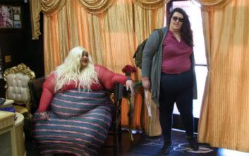 H αισθητικός των 250 κιλών και η μάχη της με τη μισανθρωπιά και τα στερεότυπα