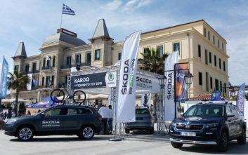 Οι διακρίσεις της Skoda στο Spetsathlon 2019