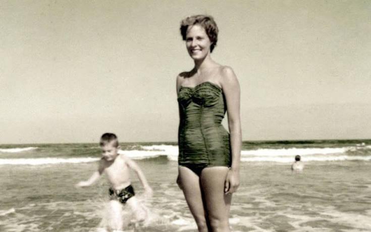 Πώς ήταν τα μαγιό τη δεκαετία του '50