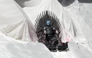 Game of Thrones: Ο Night King πήγε να παρακολουθήσει ποδοσφαιρικό αγώνα