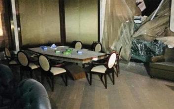 Ρουκέτες σε ξενοδοχείο στη Λιβύη