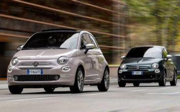Η νέα σειρά Fiat 500 έρχεται αναβαθμισμένη με καινούριες εκδόσεις