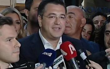 Εκλογές 2019: Η δήλωση του Απόστολου Τζιτζικώστα για την περιφέρεια Κεντρικής Μακεδονίας
