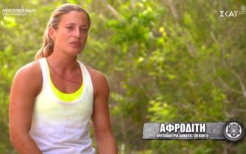 Survivor 3: Ξέσπασε η Αφροδίτη Σκαφίδα για την υποψηφιότητα της