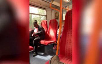 Οδηγός τρένου έβλεπε πορνό αλλά ξέχασε τα μεγάφωνα ανοικτά