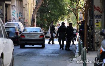 Εξάρχεια: Πάνω από 155 κιλά χασίς εντόπισε η αστυνομία