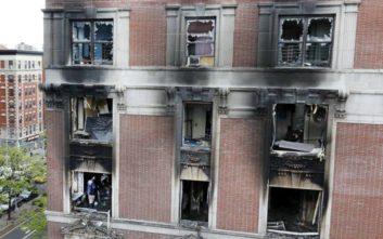Τραγωδία στο Χάρλεμ της Νέας Υόρκης, έξι νεκροί από φωτιά σε διαμέρισμα