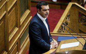 Αλέξης Τσίπρας: Τα μέτρα είναι μόνιμα, όχι προεκλογικές παροχές
